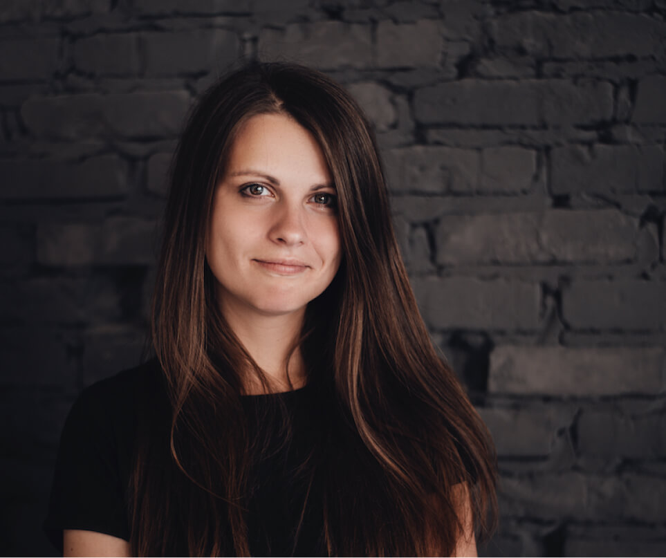 Anastasia Zholudeva, Expert & Head of Digital & Product Marketing